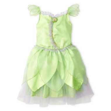 df79418cc329 Disney Collection Tinker Bell Costume – Girls 2-12 found at @JCPenney