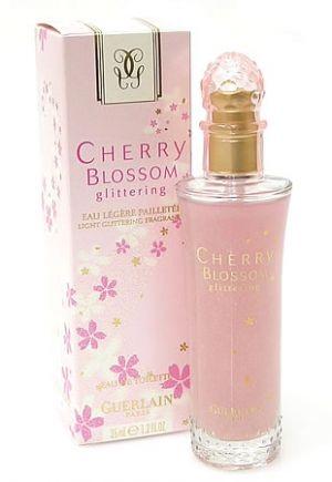 Cherry Blossom Glittering Guerlain Voor Dames Scents Perfume