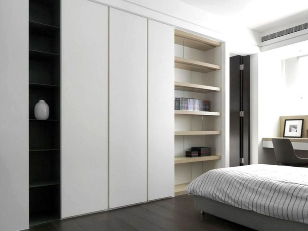 Best Top 30 Modern Wardrobe Design Ideas For Your Small Bedroom 400 x 300