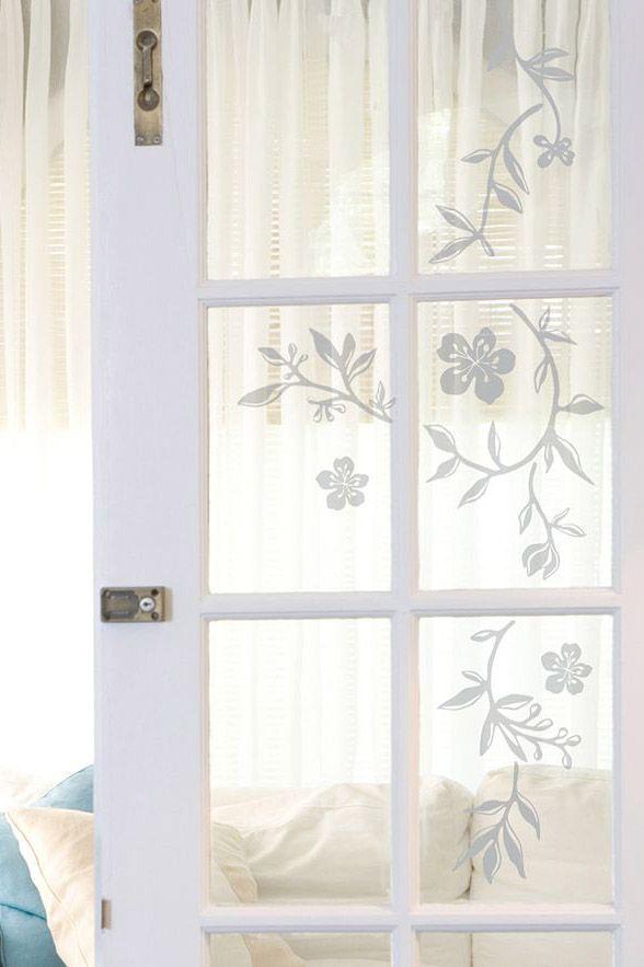 Garland Window Cling Set | Ideas!!!! | Pinterest | Aberturas ...