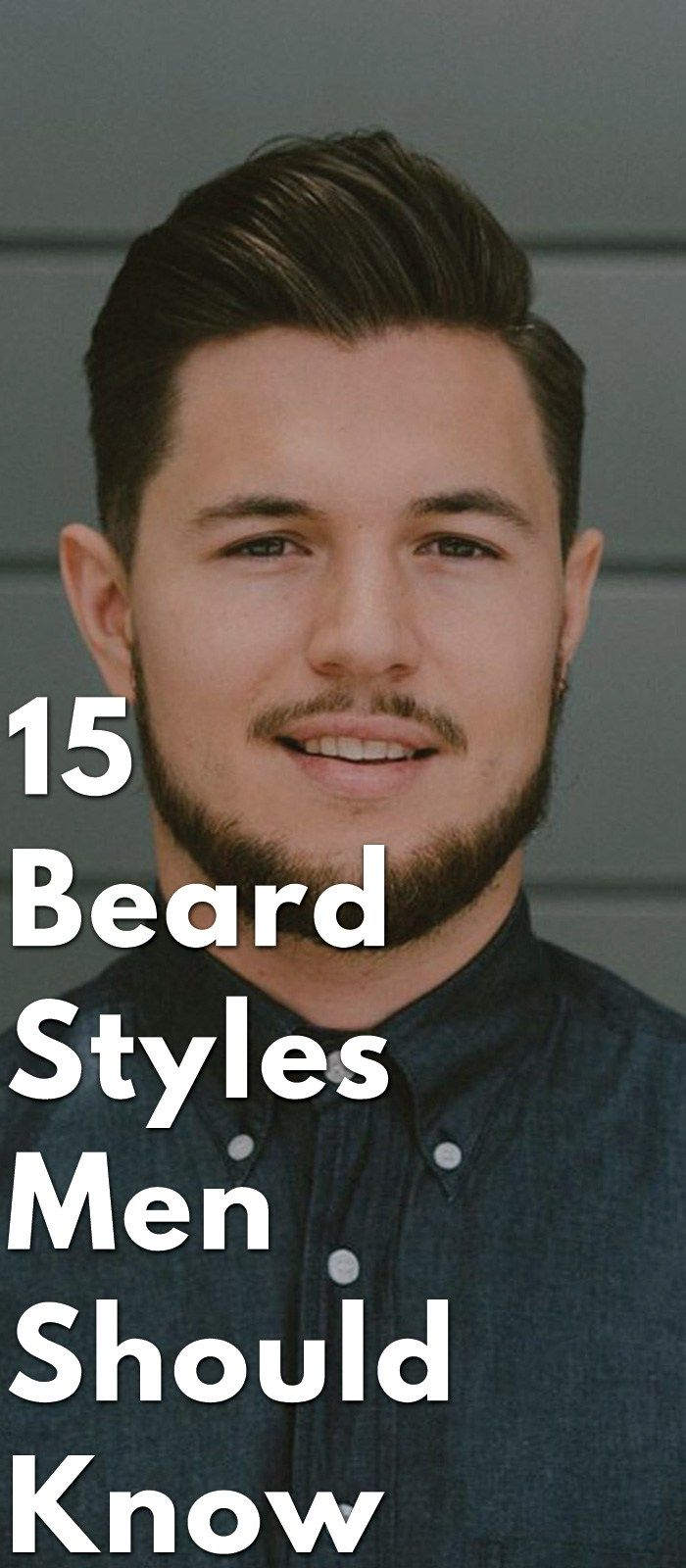 2018 haircuts for men ultimate guide to different beard styles men should know in