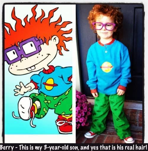 Chuckie finster from the rugrats. If i ever have a ginger kid.  sc 1 st  Pinterest & love it! Chuckie finster from the rugrats. If i ever have a ginger ...