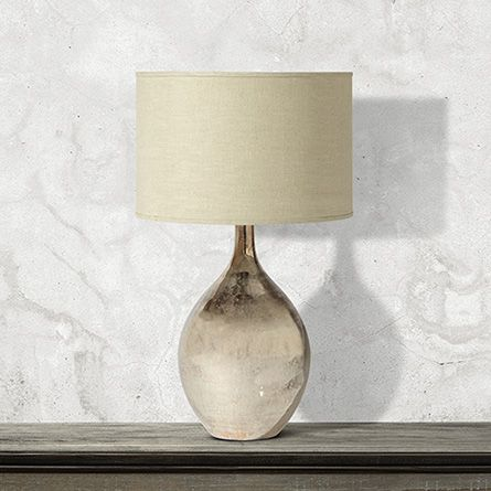 Andromeda Large Glass Table Lamp Arhaus Furniture