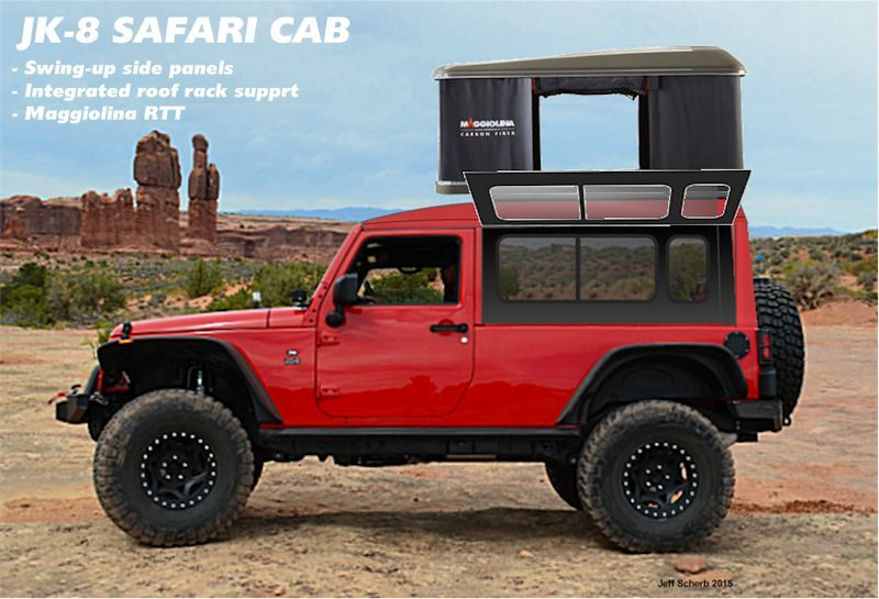 Barn Door Option For Factory Jk Hardtops Page 30 Jeep