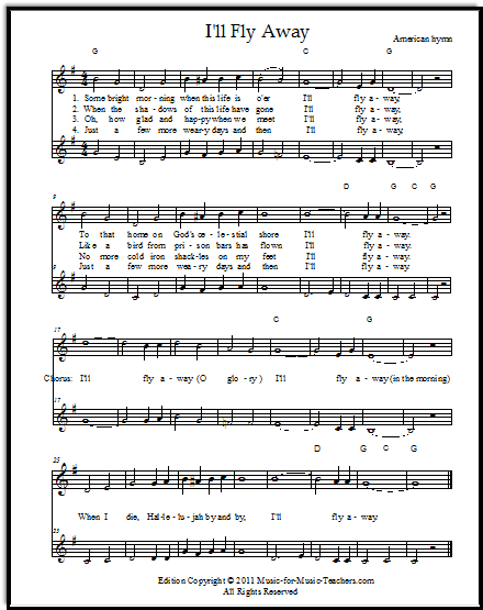 Ambitious image with free printable gospel sheet music for piano