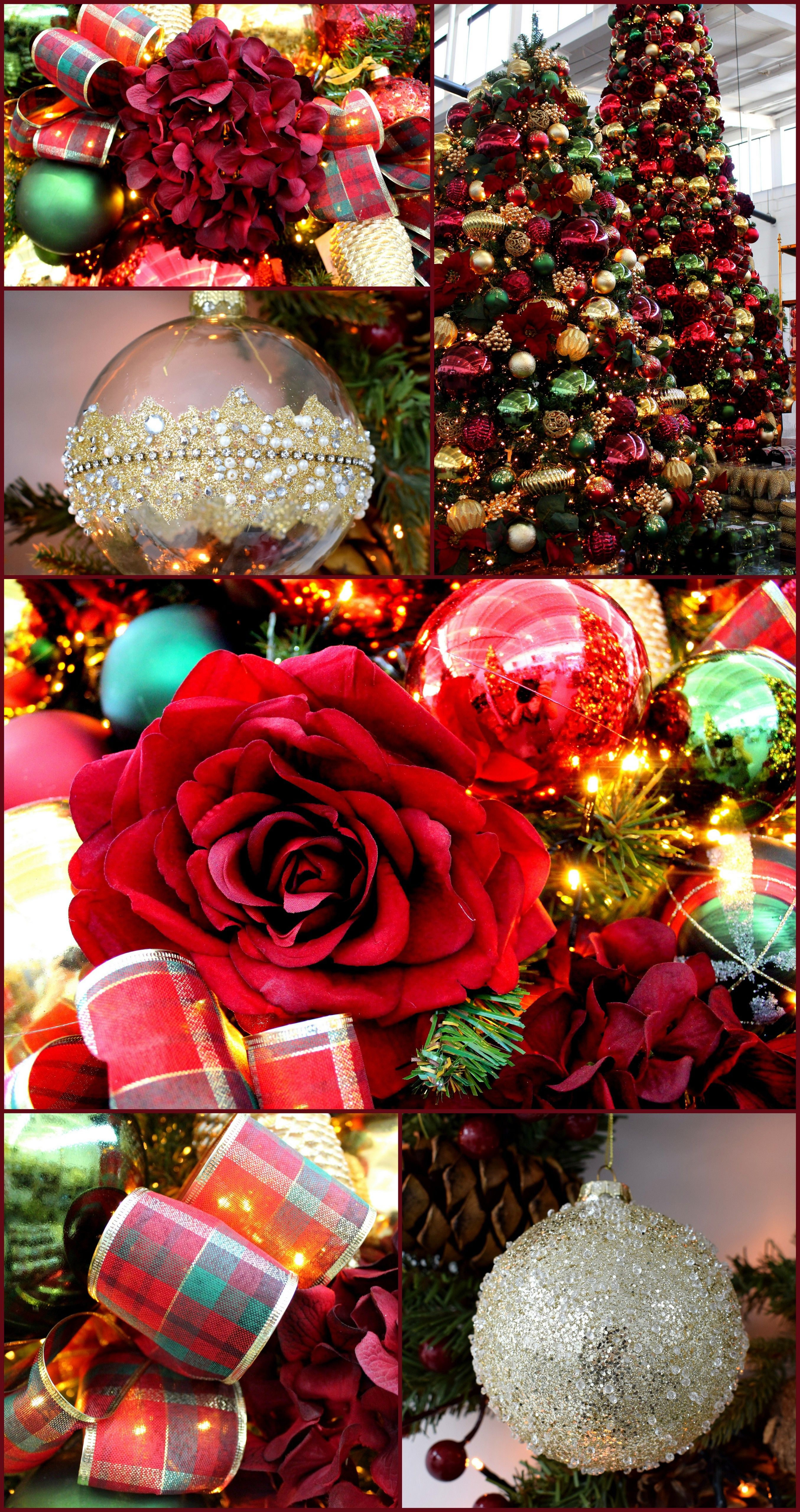 Traditional Floristry Supplies Christmas Decorations
