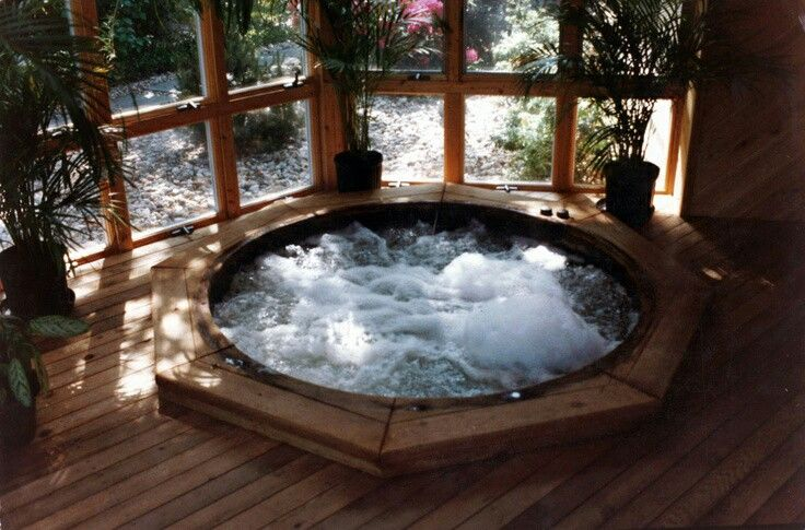 Jacuzzi Hot Tubs Invigorating And Relaxing Hot Tub Room Indoor Hot Tub Pool Hot Tub