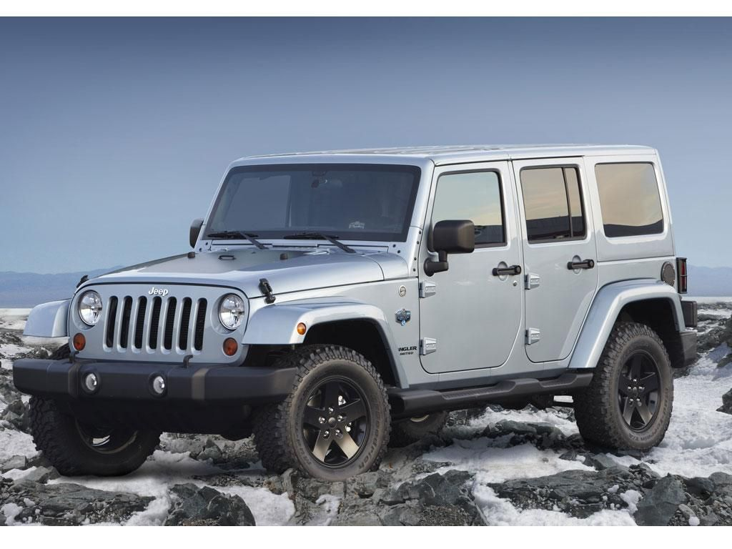 Jeep Wrangler Artic....such A Beautiful Car. I Wish I Could