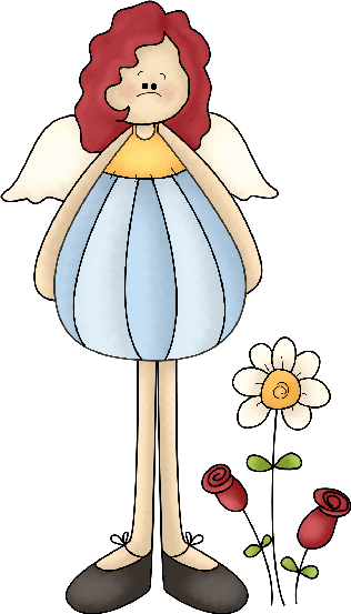 COUNTRY ANGEL CLIP ART | Cute disney drawings, Cute art ...