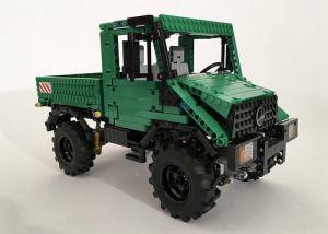 Lego Technic Unimog U90 Remote Control Lego Lego Lego Wheels