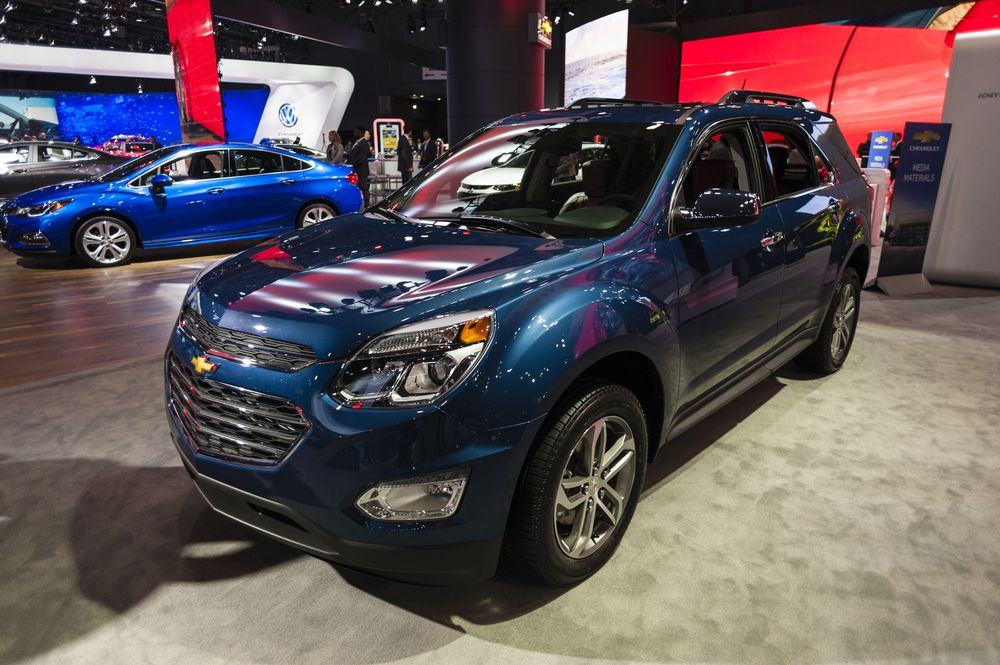 Chevy Adds Diesel Option On 2018 Chevy Equinox Chevrolet Equinox Lemon Law Chevrolet