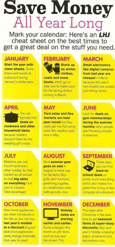 Save Money All Year Long! Frugal living, Frugal and Money savers