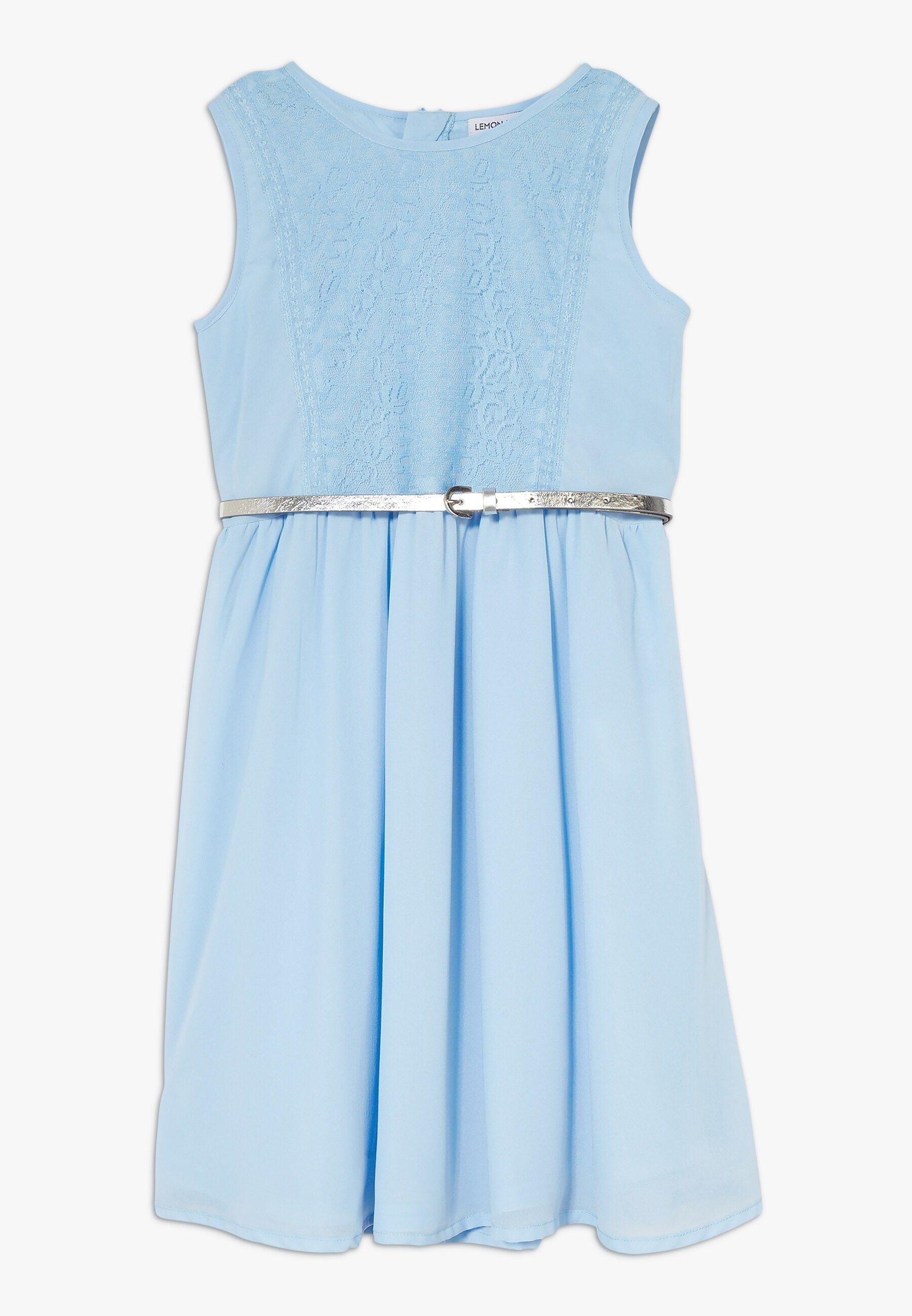 Festlich kleid hellblau Kleid, festlich