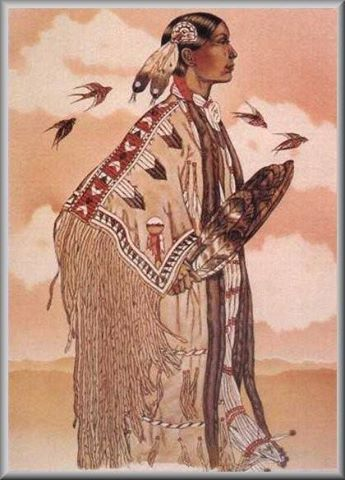We must have respect and understanding for women and all female life on this Earth which bears the sacred gift of life. -- Traditional Circle of Elders. ONONDAGA By: Don Coyhis