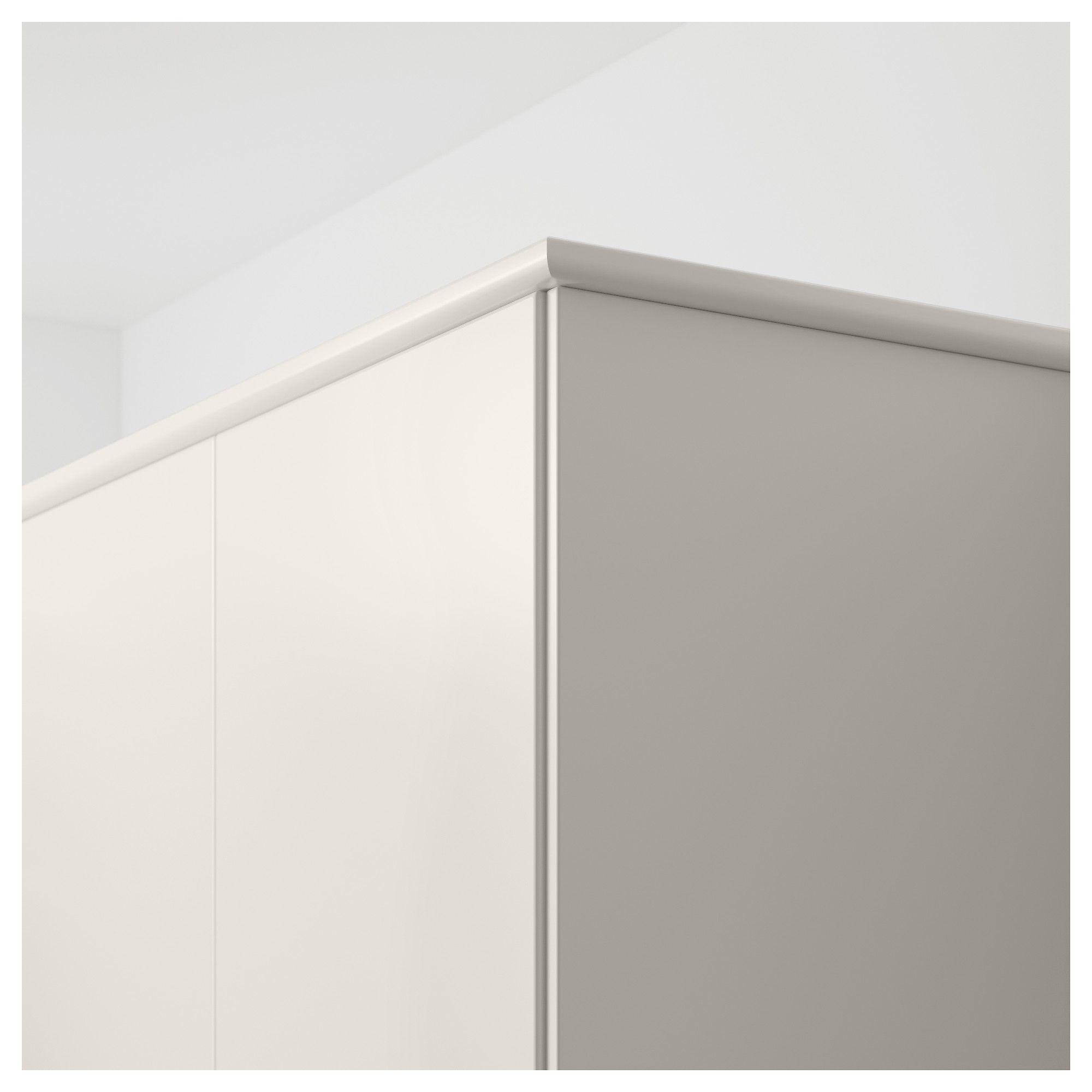 plus grand choix quantité limitée qualité IKEA - FÖRBÄTTRA Bandeau décor arrondi blanc in 2019 ...