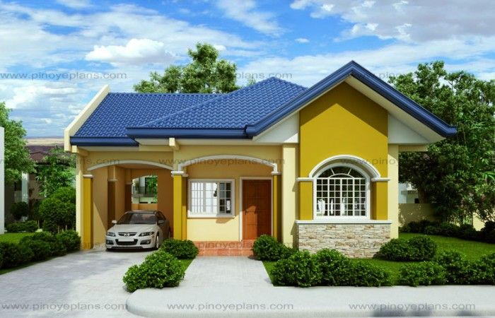 Small House Design 2015012 Pinoy Eplans Small House Design Modern Filipino House Bungalow House Design
