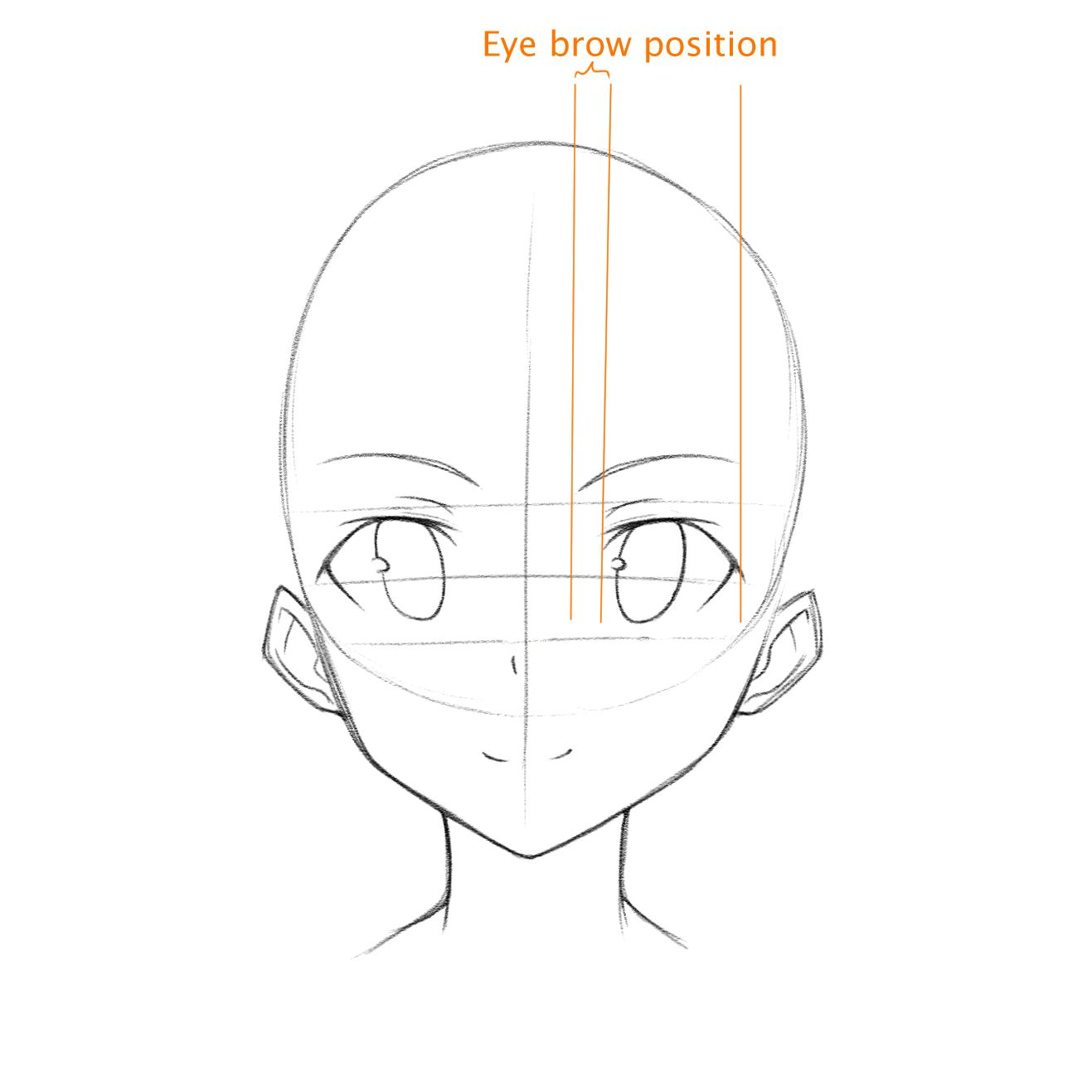 How To Draw Different Angles Of Face Manga Drawing Anime Drawings Tutorials Manga Art