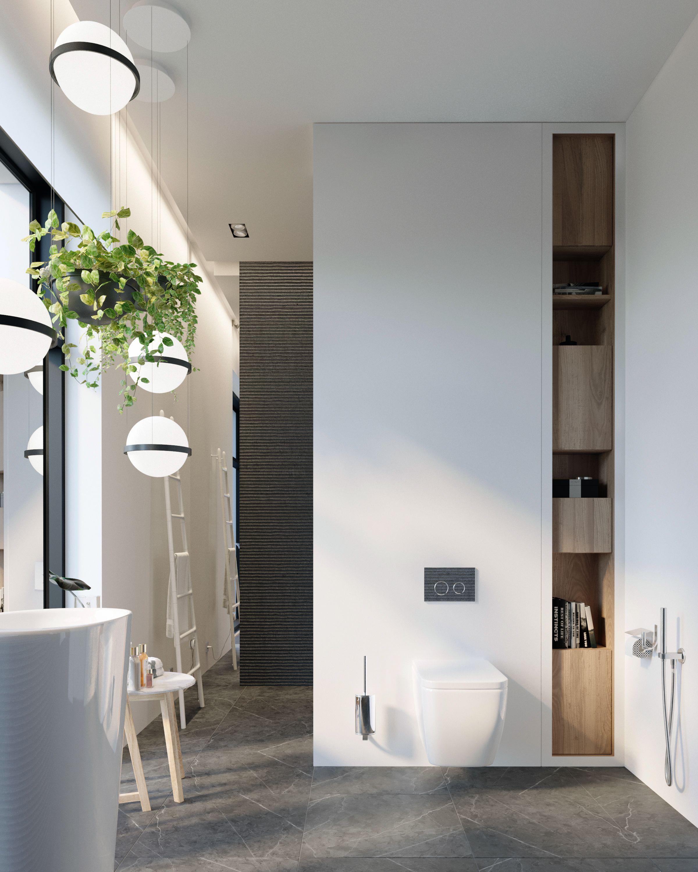 modern interior | Inspire Deco chic | Pinterest | Higiene personal ...