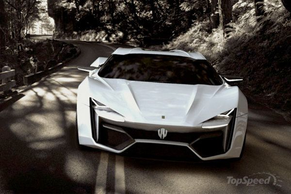 Genial The LykanHypersport Will Become The Worldu0027s Most Expensive Car When It Goes  On Sale For Million. The Car, That Has A Top Speed Of Will Be Unveiled At  The ...