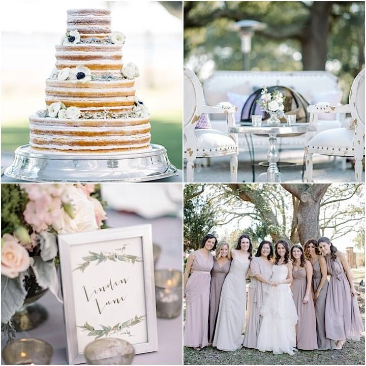 Charleston wedding venue with lilac details with images