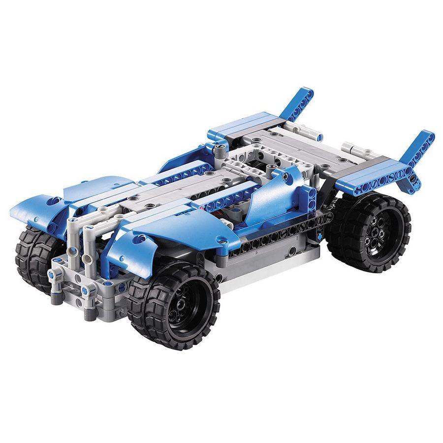 Educational car toys  Pcs Building Block Remote Control Car Educational Car Kits Toys