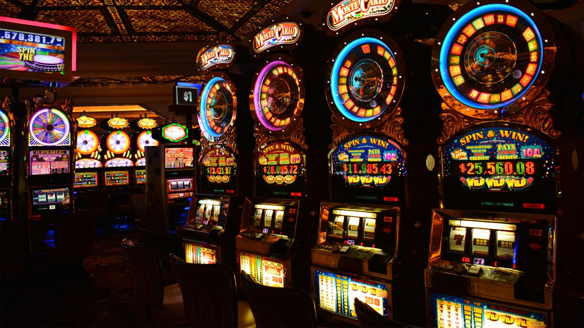 Here you will find the best free u spin slot machines