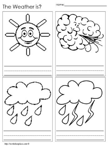 weather pictures to label worksheets kid ideas pinterest worksheets weather and preschool. Black Bedroom Furniture Sets. Home Design Ideas