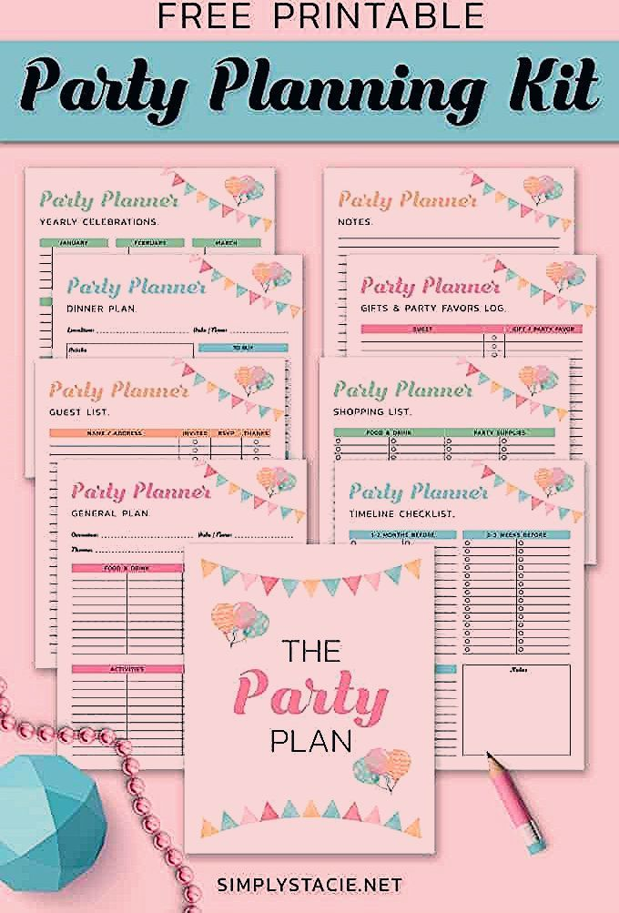 Photo of Party Planning