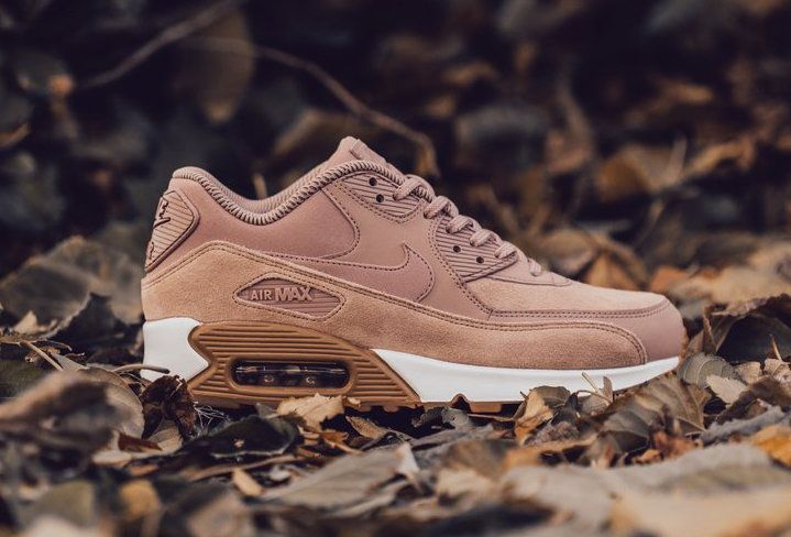 Dame's Air Max 90 LX Particle Rose Velvet Brand new without