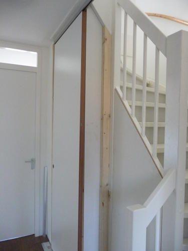 Review open trap naar zolder dichtmaken for Trap naar vliering