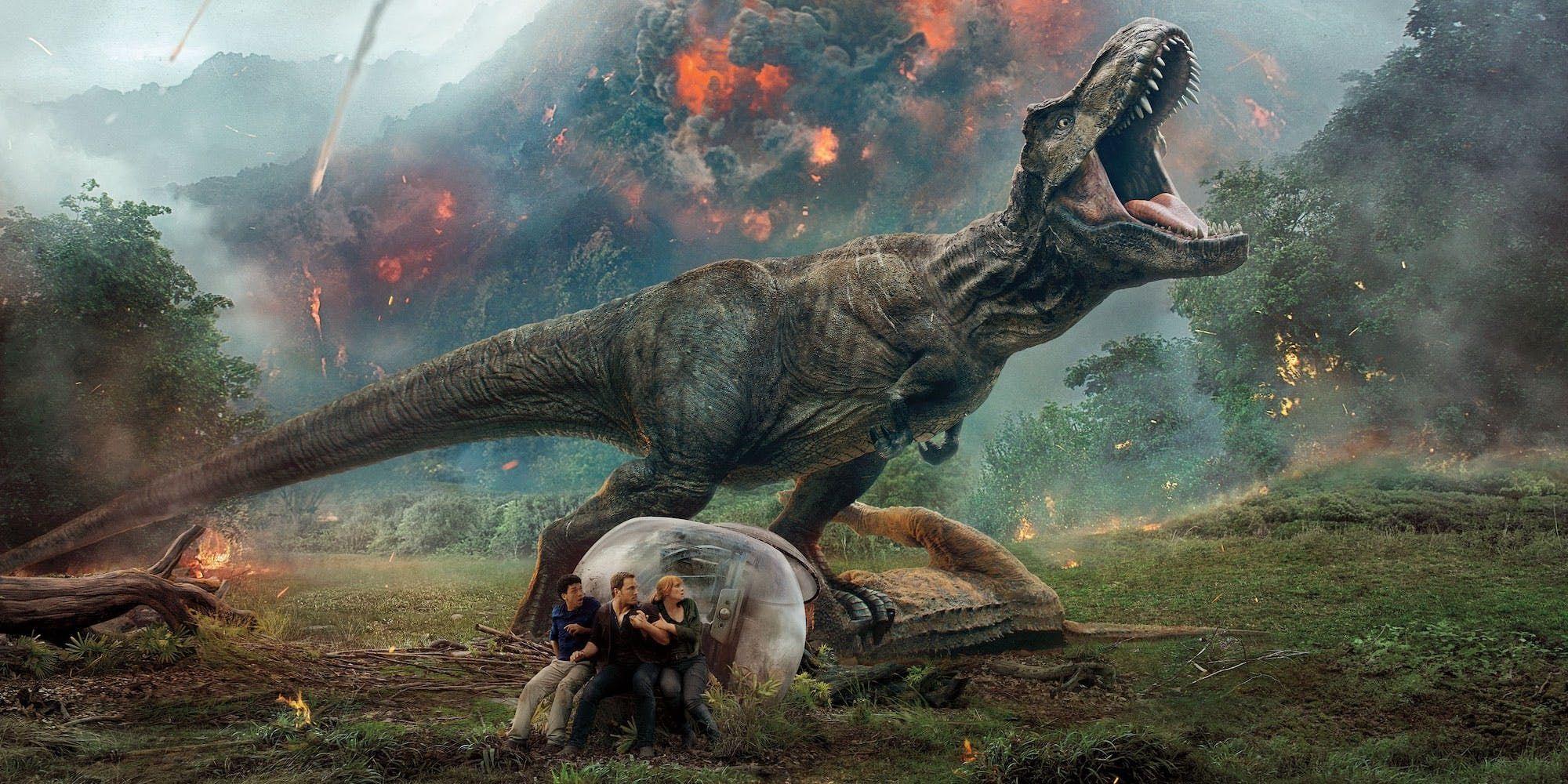 Jurassic World Fallen Kingdom Review A Thrilling New Chapter Jurassic World Ganze Filme Filme