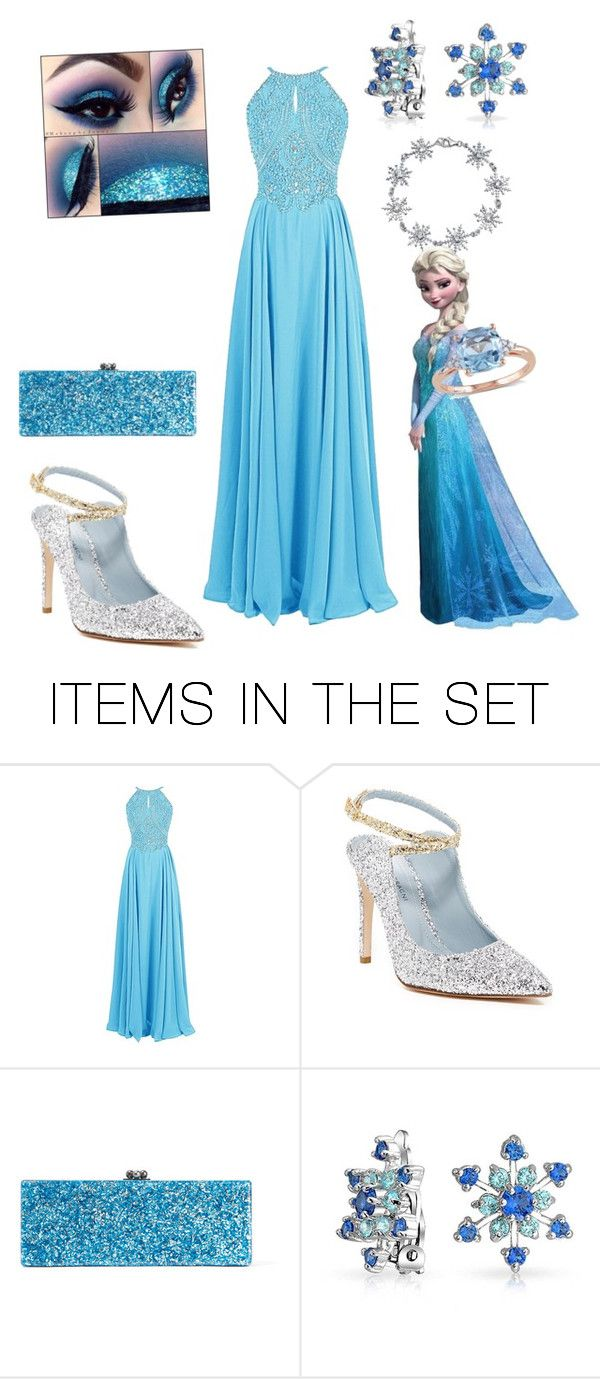 Colorful Party Dresses Polyvore Photos - All Wedding Dresses ...
