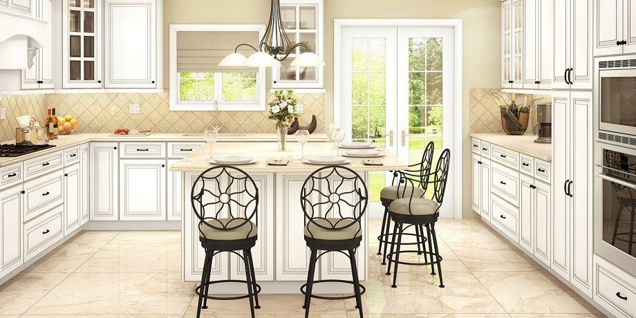 Pewter Glazed Latte Gallery Neutral Kitchen Designs New Kitchen Cabinets Beautiful Kitchen Cabinets