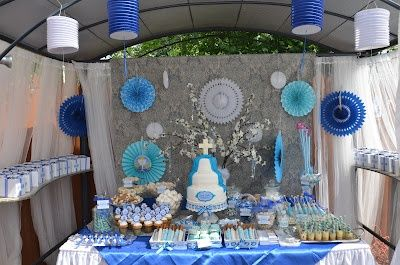 First Communion Party Decorations | visit mamid3 blogspot com