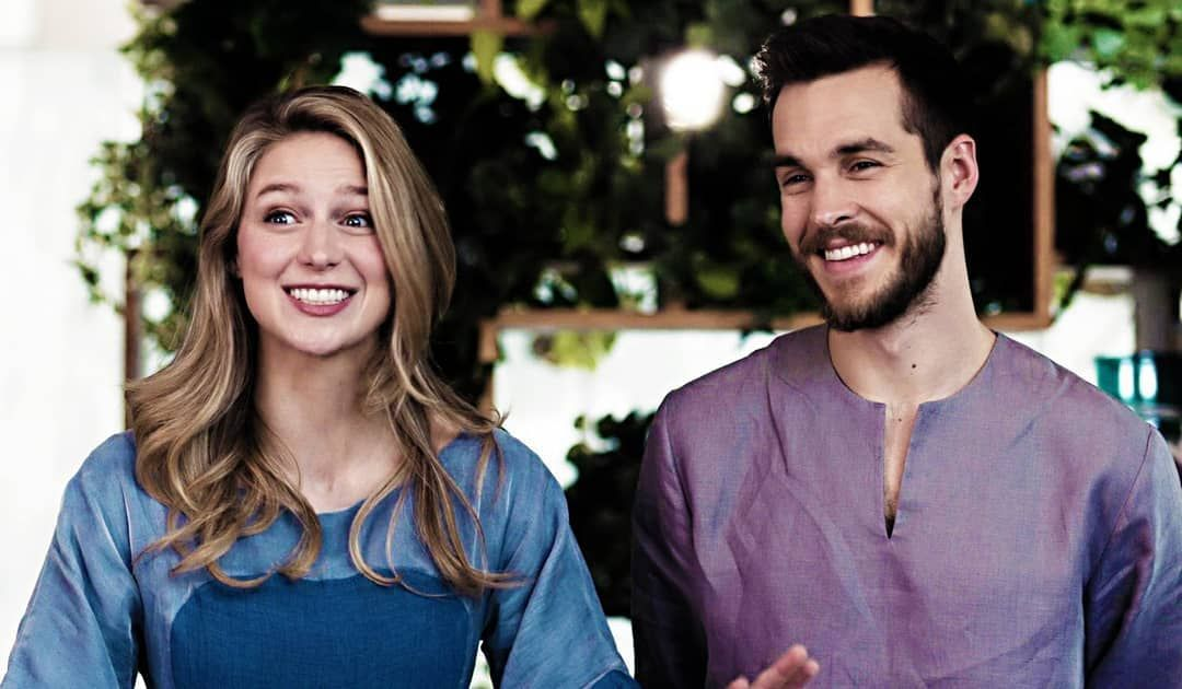 They Were So Married In This Episode Melissa Supergirl Supergirl Season Chris Wood