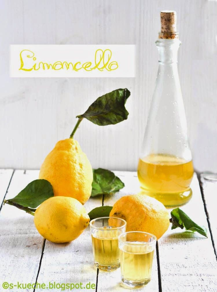 S-Küche: Limoncello | drinks | Limoncello, Recipes und Food