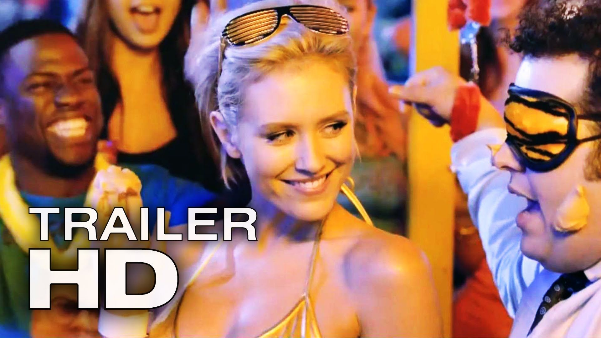 The Wedding Ringer Official Trailer 2015 Kevin Hart Josh Gad Kaley Cuoco Hd Movie The Wedding Ringer Wedding Ringer Hd Movies