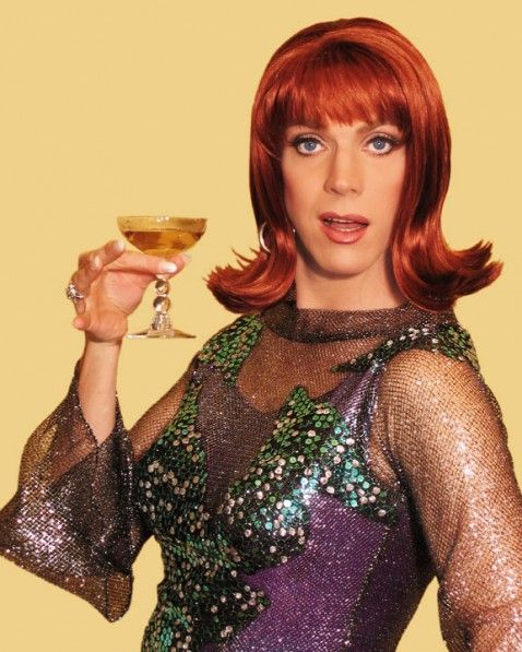 Coco Peru aka Clinton Leupp, Actor/Drag Queen