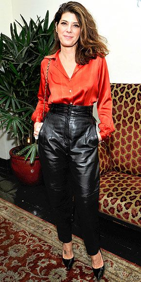 Celeb street style rihanna street style leather pants for Pull it off definition