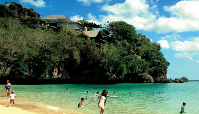 Pantai Padang Padang Bali Tempat Wisata Di Bali Uluwatu