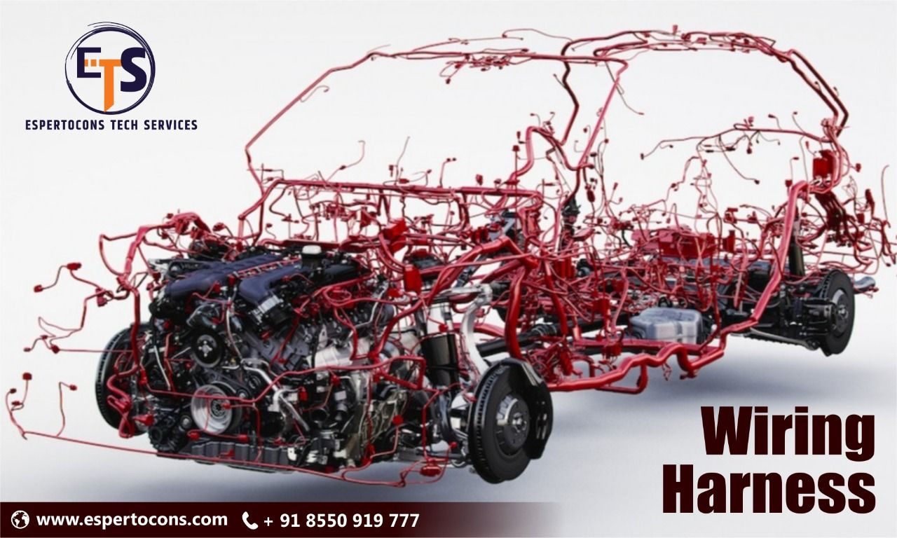 Espertocons Techservices is Wiring Harness services provider in Pune City &  Bangalore, India Electrical wiring