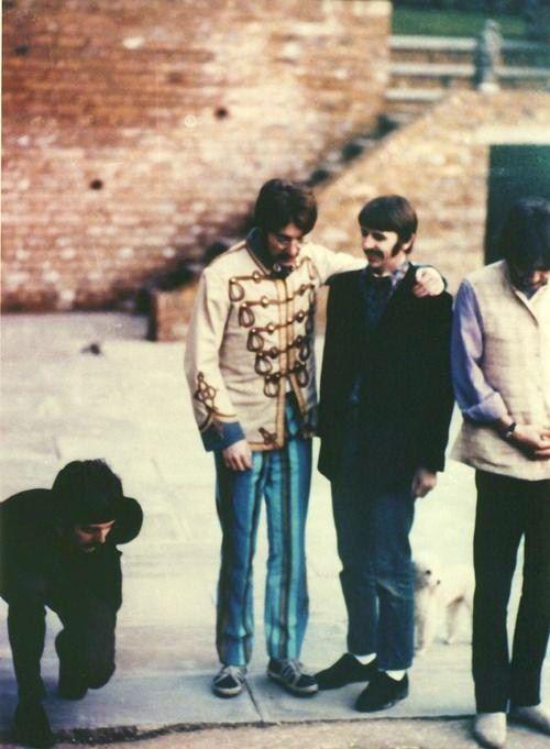 The Beatles, duh.