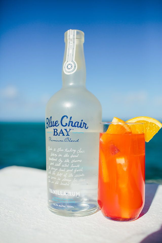 After you drink a Beach Chair made with Blue Chair Bay Vanilla Rum youu0027ll never want to get up. INGREDIENTS 2 oz. Blue Chair Bay® Vanilla Rum 2 ou2026 & After you drink a Beach Chair made with Blue Chair Bay Vanilla Rum ...