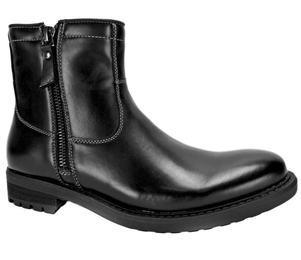 99c26d625a9 Kenneth Cole Unlisted Men s C-ROAM Zip-Up Boots Black Size 10.5 M  fashion   clothing  shoes  accessories  mensshoes  boots (ebay link)