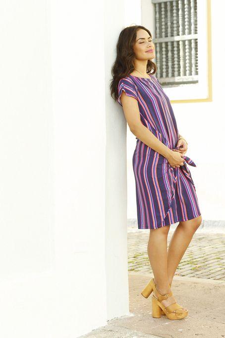 a2788efa629 Esmeralda Sheath Dress Navy
