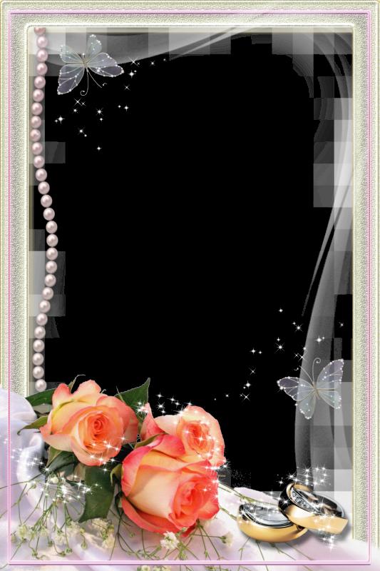Resultado de imagen para marcos para fotos boda boda - Marcos de plata para bodas ...