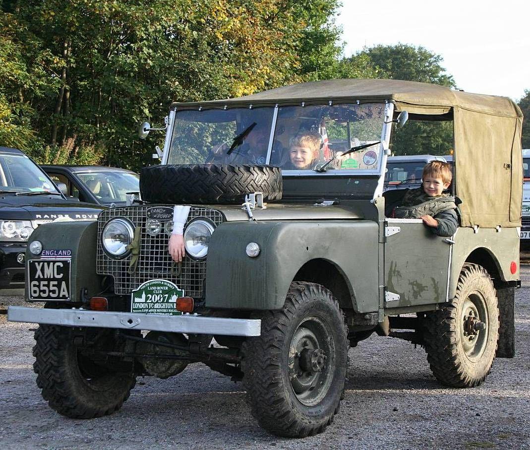 Xmc 655a 1951 Land Rover Land Rover Series Land Rover Defender