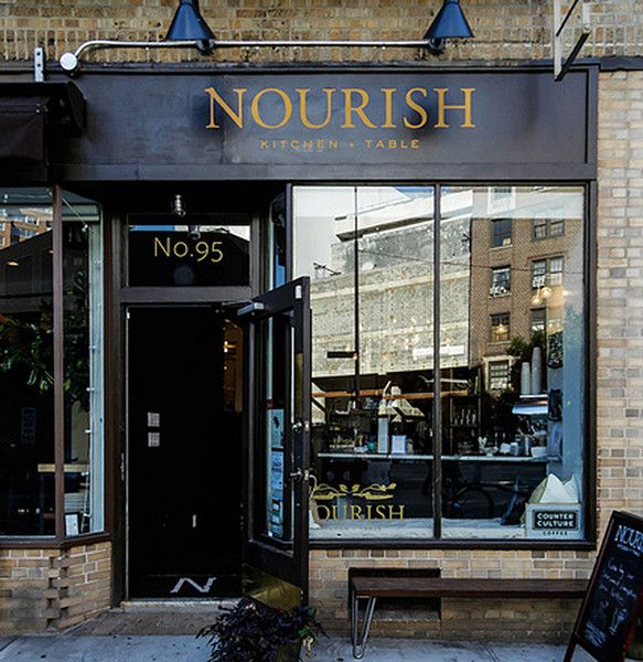 If You Find Yourself In The West Village, Stop By Nourish