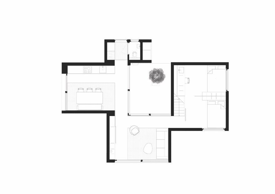 Tiny Holiday Home Designed From The Inside Out In 2020 Interior Architect Floor Plans Holiday Home