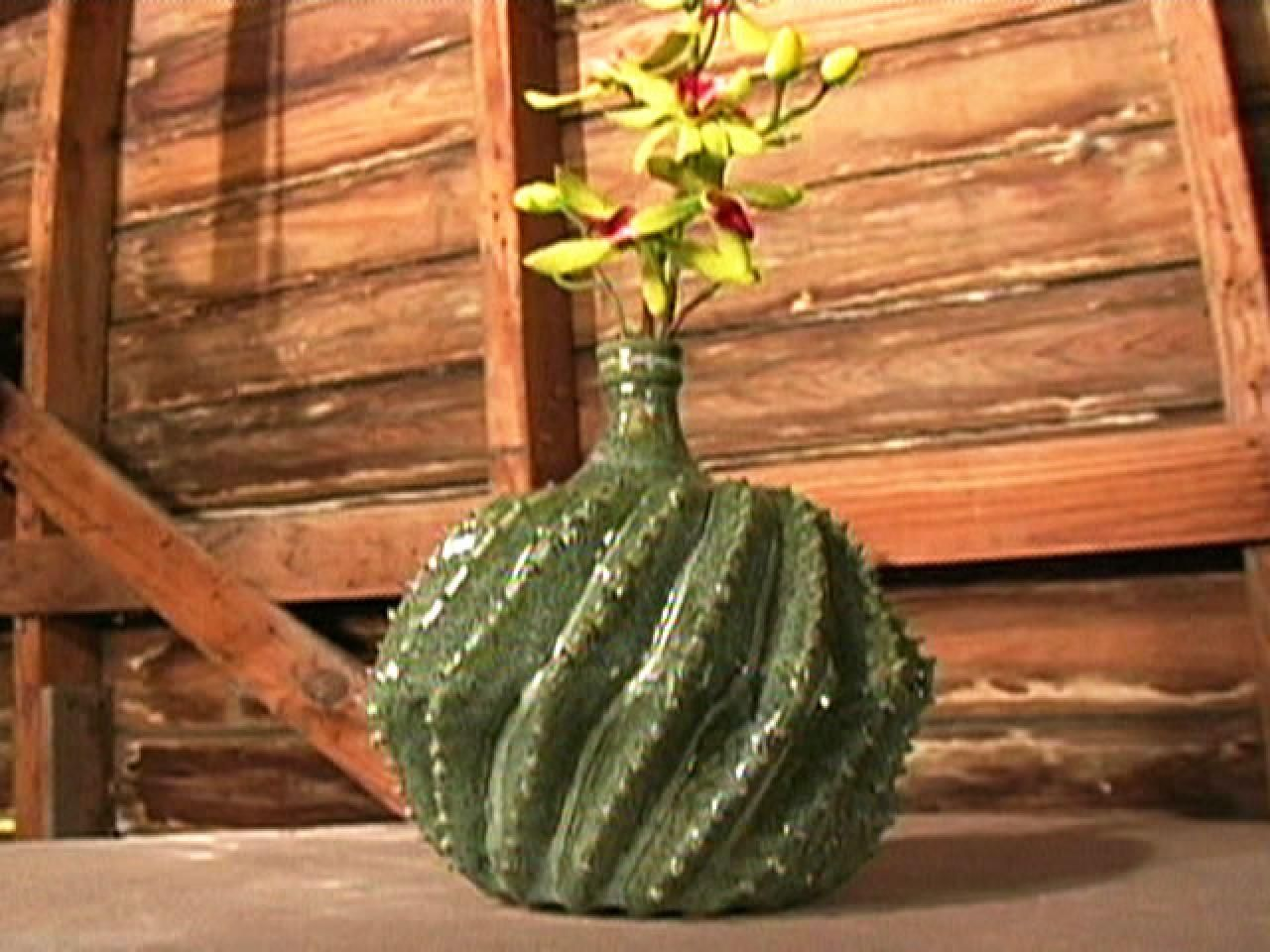 How to make a ceramic cactus vase pottery vase and pottery how to make a ceramic cactus vase reviewsmspy